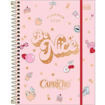 Agenda Planner Anual Capricho Espiral 2020 Tilibra -