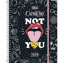Agenda Planner espiral CAPRICHO 2020 - Tilibra