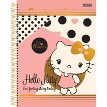Agenda Planner Permanente Hello Kitty - São Domingos -