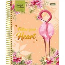 Agenda Planner Tropical Fever Follow Your Heart 96 Folhas - Foroni -