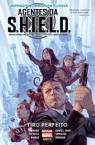 Agentes da S.H.I.E.L.D.-Tiro Perfeito-Capa Cartão-Marvel -