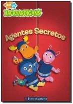 Agentes secretos - colecao backyardigans - Fundamento