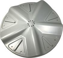 Agitador colormaq lcm 10 kg prata (só batedor) f485 - Fgi