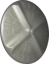 Agitador Lavadora Colormaq Lcm 6.4 C/ Bucha -
