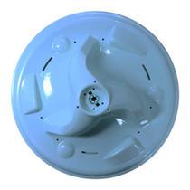 Agitador lavadora tanquinho consul violeta - Brastemp/Consul