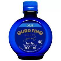 Água mineral Ouro Fino Blue 300 ml - Azul sem gás -