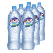 Água Mineral Sferrie Com 6 De 1,5L Ph10 E Vanádio Sem Gás - Sferriê