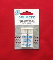 Agulha 130/705H WING 120/19 asa ponto a jour e crivo Schmetz -