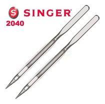 Agulha Asa Ponto Ajour Singer 2040 2 Unidade -