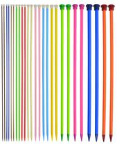 Agulha de Tricô Longa Círculo (Plástico) - 2,0mm até 20,0mm -