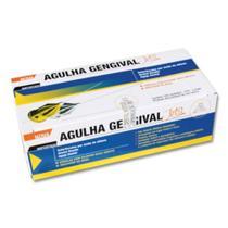 Agulha Gengival Longa 27G Jets - Injecta -