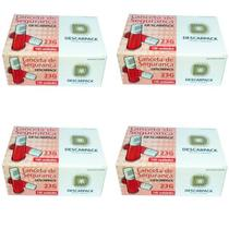 Agulha P/ Caneta De Insulina 4mm 200un + 400 Lancetas - Medlevensohn
