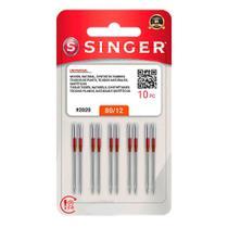 Agulha Singer Para Máquina de Costura Domestica 2020 130/705 ou HAX1 Universal -