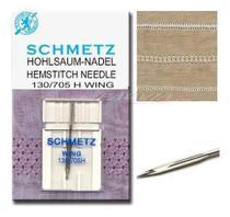 Agulhas schmetz agulha dupla 130/705h zwi80 2.0 mm -