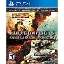 Air Conflicts Double Pack - Ps4 - Sony