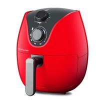 Air Fryer 4L 220V 1500W Vermelha com Grade Multilaser - CE084 -