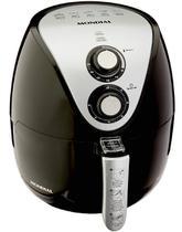 Air Fryer Fritadeira Elétrica Family-IV Sem Óleo AF-30I Preta 3,5L Com Timer Controle De Temperatura Cuba Removível Prático Na Limpeza Mondial -