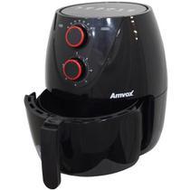 Air Fryer Fritadeira Elétrica Sem Óleo 1400W 4,5L Timer Cesta Antiaderente ARF 1205 - Amvox