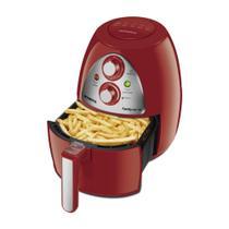 Air Fryer Mondial Family Inox Red Af 14 4l 220v -