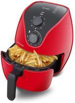 Air Fryer Multilaser 1500W 4L Sem óleo CE083 Vermelho 127v -