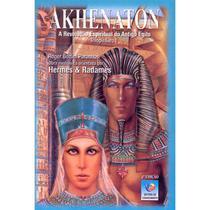 Akhenaton - Trilogia 1- Edição Econômica - EDITORA DO CONHECIMENTO