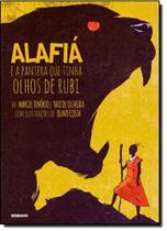 Alafiá e a Pantera Que Tinha Olhos de Rubi - Globinho