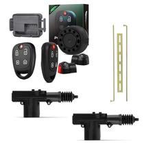 Alarme Automotivo Positron Exact Ex 330 + Kit Trava 2 Portas -