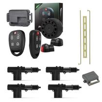 Alarme Automotivo Positron Exact Ex 330 + Kit Trava 4 Portas