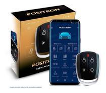 Alarme Automotivo Pósitron PX 360BT Bluetooth Universal Bloqueio e Desbloqueio Via Celular - Positron