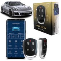 Alarme Automotivo Pósitron PX360BT Bluetooth Universal Bloqueio e Desbloqueio Via Celular - Positron