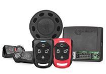 Alarme Automotivo Taramps TW20 G4 com dois controles TR2 -