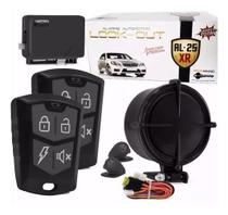 Alarme Automotivo Universal 2 Controles Com Bloqueio Carro - Look Out