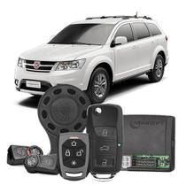 Alarme Carro Taramps Tw 20ch G4 Chave Canivete Fiat Freemont -