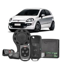 Alarme Carro Taramps Tw 20ch G4 Chave Canivete Fiat Novo Punto -