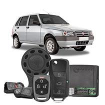 Alarme Carro Taramps Tw 20ch G4 Chave Canivete Fiat Uno -