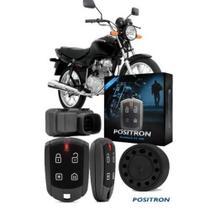 Alarme Moto Positron Fan 125 Especifico Doublok - Pósitron