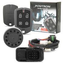 Alarme P/ Moto Positron Duoblock Fx350 - Scud