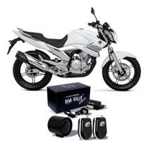 Alarme Para Moto Bloqueador De Presença Fazer 2011 Até 2017 - New shock