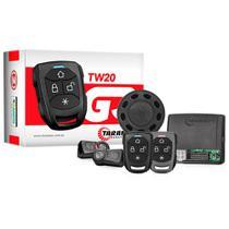 Alarme Para Moto Universal TMA Freedom 200 2 Controles - 01 Controle TR2 + 01 Controle TR2-P Presença Taramps -
