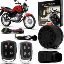 Alarme para Motos Universal Positron Duoblock Px G8 350 Com Presença -