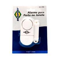 Alarme Para Porta E Janela Brasfort  8782 -