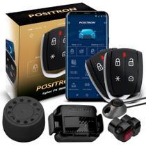 Alarme Positron Carro Cyber Px 360bt Bluetooth Sensor De Presença Universal - Pósitron