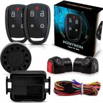 Alarme Positron de Carro Cyber Fx 360 com Sensor De Presença 2 Controles - Pósitron