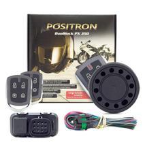 Alarme Pósitron Duoblock Px G8 350 para Moto - Positron