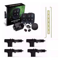 Alarme Positron Ex360 + Trava 4 Portas Corsa Classic Onix -
