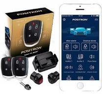 Alarme Positron PX 360BT 2 Controles Bluetooth/Resgate -