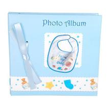 Álbum 120 Fotos 10x15 Bebe c/ anotações 302/04 - Recordari