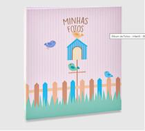 Album 120f 10x15 infantil rebites ical - 883 -