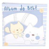 Álbum 200 Fotos 15x21 Mimos Azul Rec 300/04 - Recordari