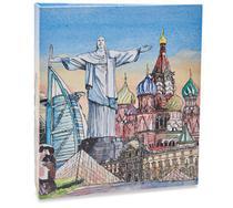 Album 500f 10x15 viagem rebite - ical 579 -